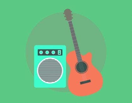 Уроки на акустической гитаре