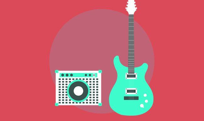 Уроки по слайд гитаре в открытом строе